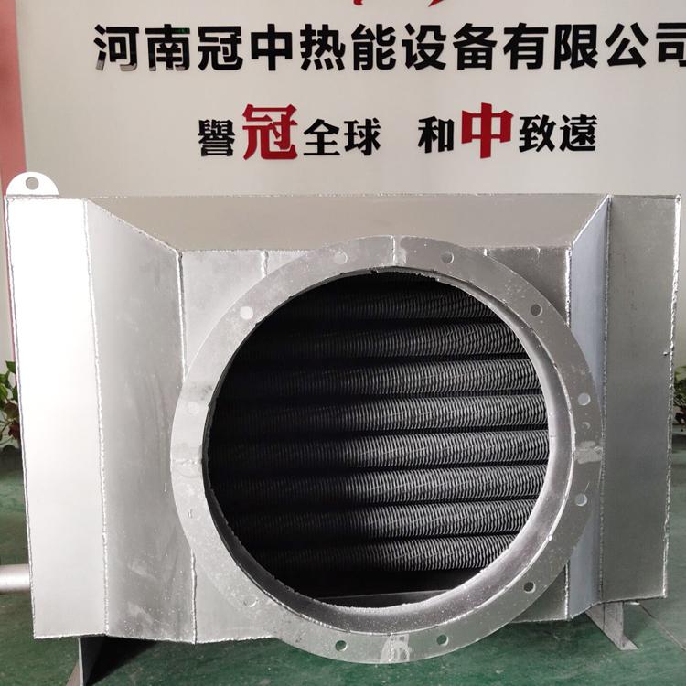 5吨燃气锅炉烟气节能器冷凝器烟气余热回收装置