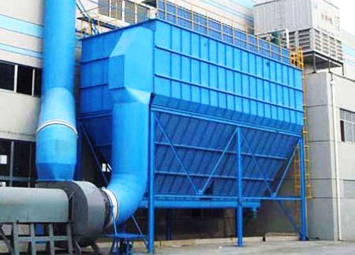 除尘器-高温布袋除尘器厂家供应-规格特点材质型号