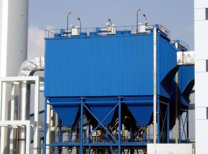 除尘器-高压布袋除尘器厂家供应-应用报价技术材质