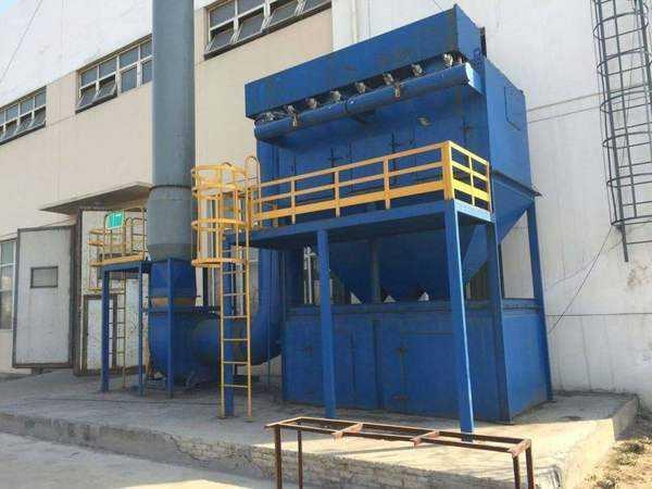 除尘器-小型布袋除尘器厂家供应-报价应用技术材质