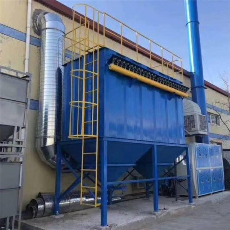 除尘器-焚烧设备布袋除尘器厂家供应-特点用途原理报价