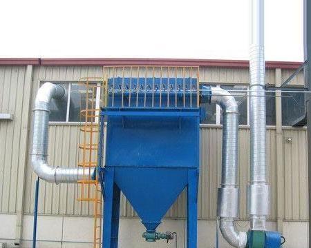 除尘器-脱硫配套布袋除尘器厂家供应-报价特点应用原理