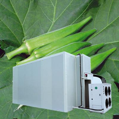 秋葵大型烘干机空气能烘干设备