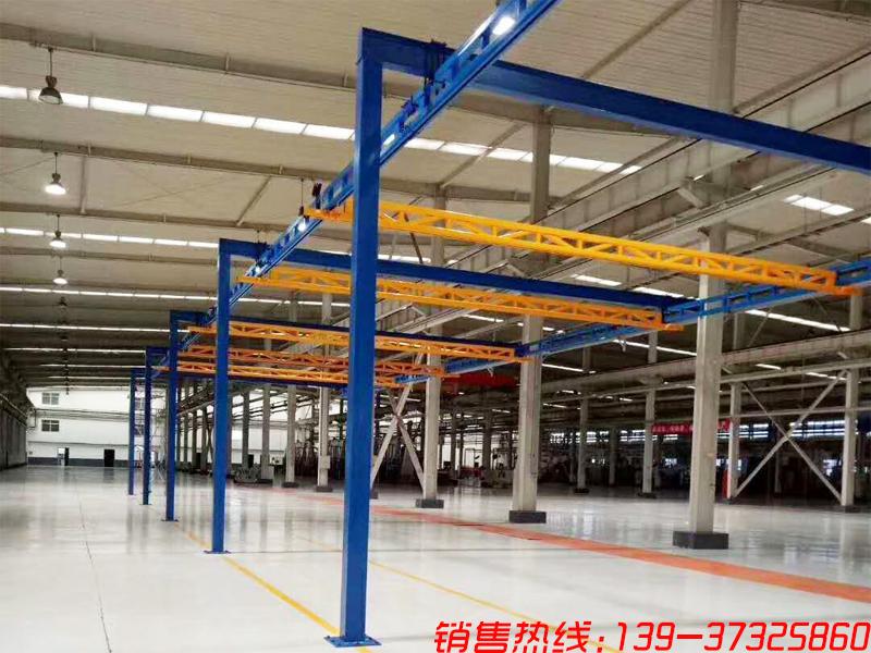 KBK刚性轨道起重机厂家,KBK刚性轨道起重机生产厂家