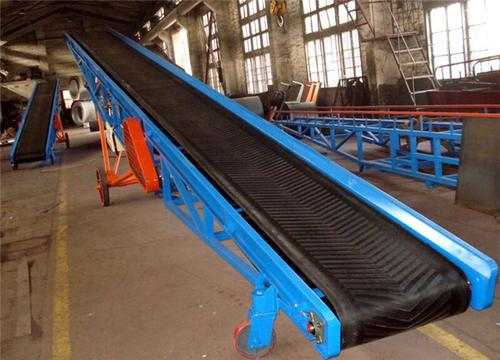 供应皮带输送机-矿粉带式输送机厂家-型号选型特点价格
