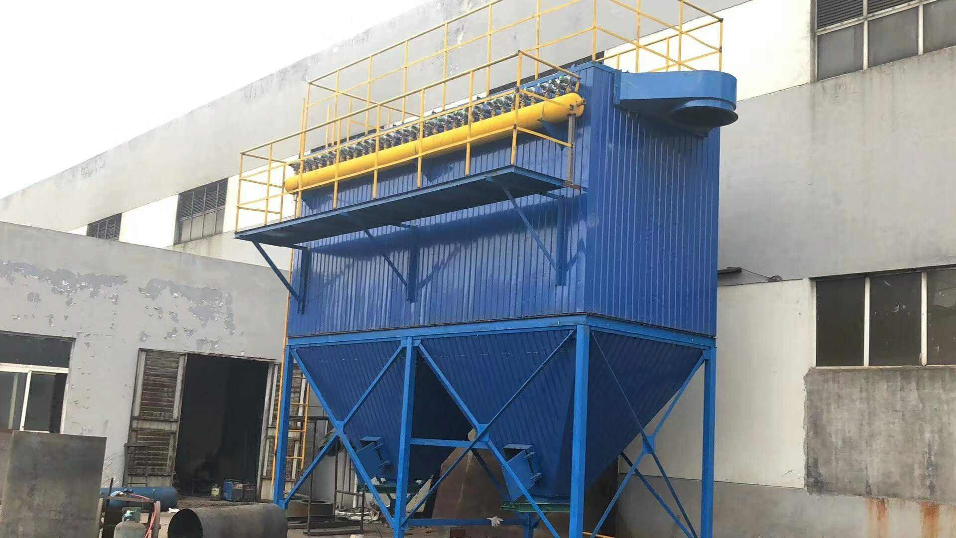 除尘器-粮食饲料布袋除尘器厂家供应-规格原理报价材质