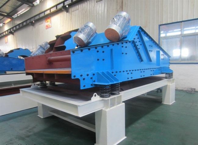 脱水振动筛-矿渣直线脱水筛厂家直销-规格结构原理用途