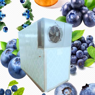 蓝莓烘干机空气能烘干设备