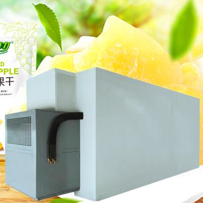菠萝大型烘干机空气能烘干设备