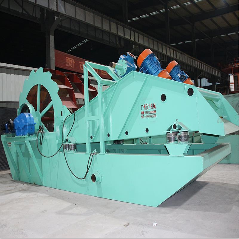 广州沃力重工 广西梧州洗沙机设备的使用寿命