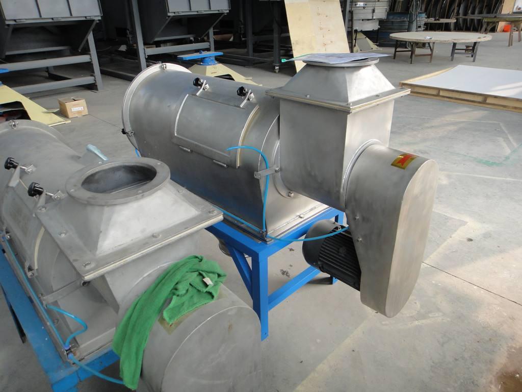 气流筛-氮化硅粉筛分除杂专用气流筛厂家直销-东源价格优惠-