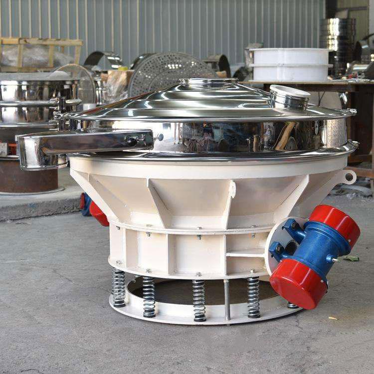 直排筛-金属粉粗细筛选分级专用直排振动筛-规格原理技术图纸