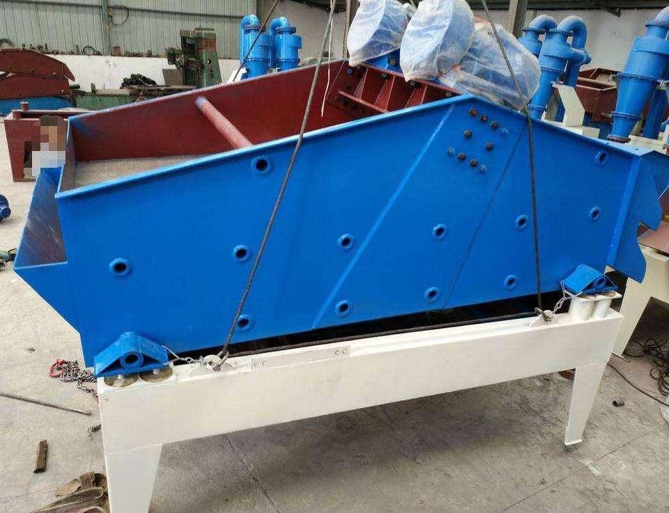 振动筛-宝石矿用振动筛生产厂家-图纸售后方案规格