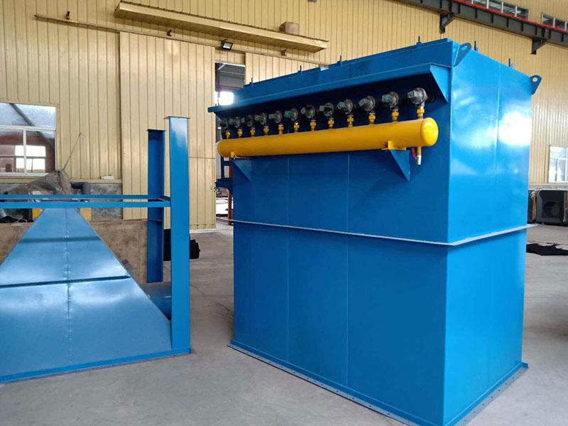 布袋除尘器-电厂下灰房脉冲除尘器生产厂家-图纸型号报价原理