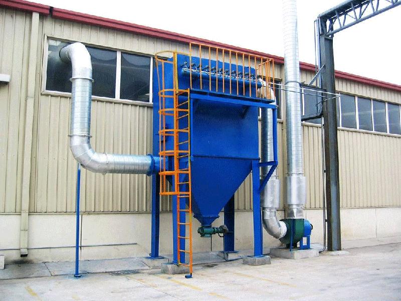 布袋除尘器-燃煤锅炉耐高温布袋除尘器生产厂家-特点图纸参数报价