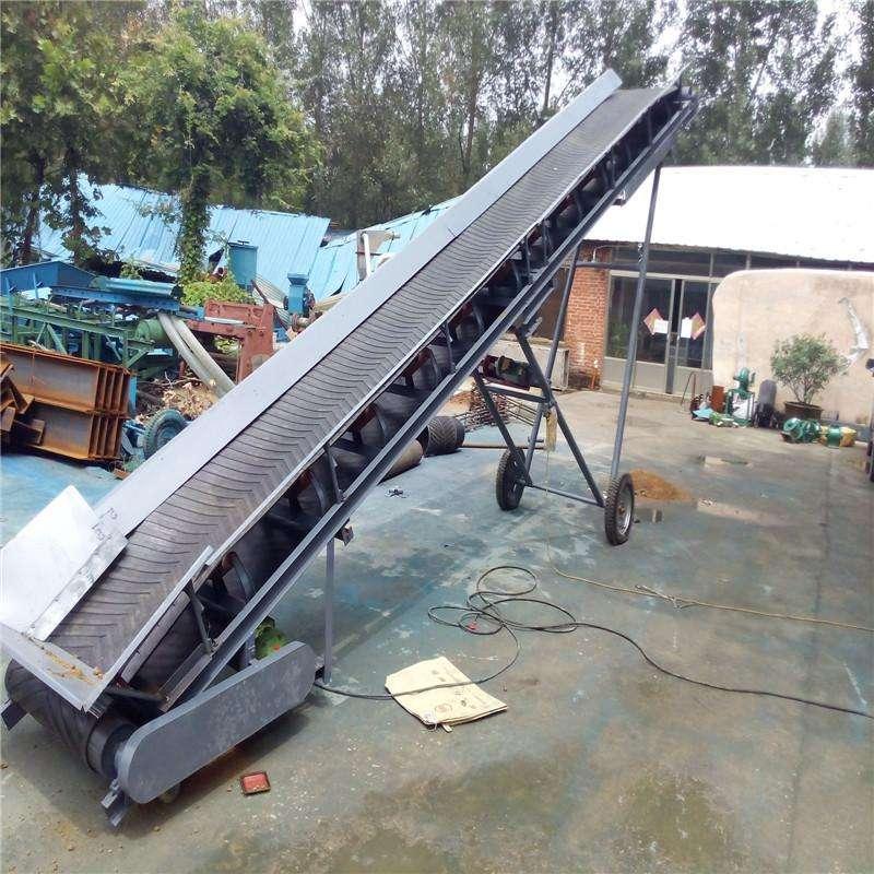 皮带输送机-露天煤矿运输专用皮带输送机生产厂家-技术材质报价规格