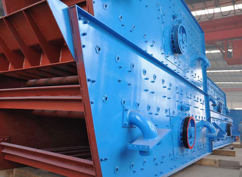 圆振动筛-铂矿圆振动筛厂家供应-材质性能原理图纸