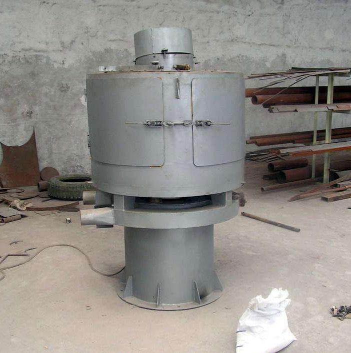 气流筛-白云石粉立式气流筛生产厂家-图纸技术参数价格