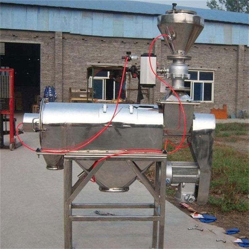 气流筛-方解石立式气流筛生产厂家-规格图纸价格结构