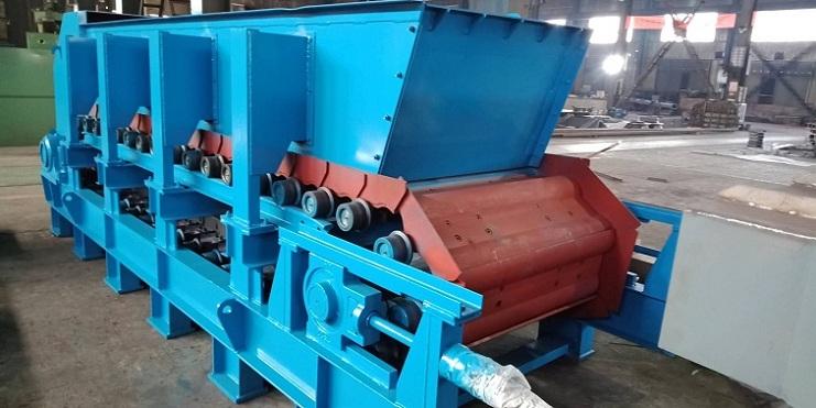 WBL1000系列板式喂料机技术参数及报价