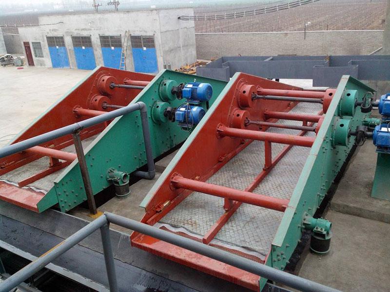 厂家供应脱水筛-钼矿石脱水筛-规格结构技术原理