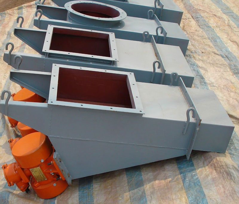 铁矿石振动给料机