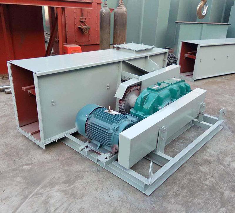 煤矸石专用埋刮板输送机