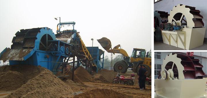 洗砂机制造商 洗石机 细砂回收机