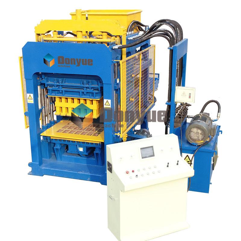 水泥免烧砖机 全自动砖机设备 免烧制砖机设备