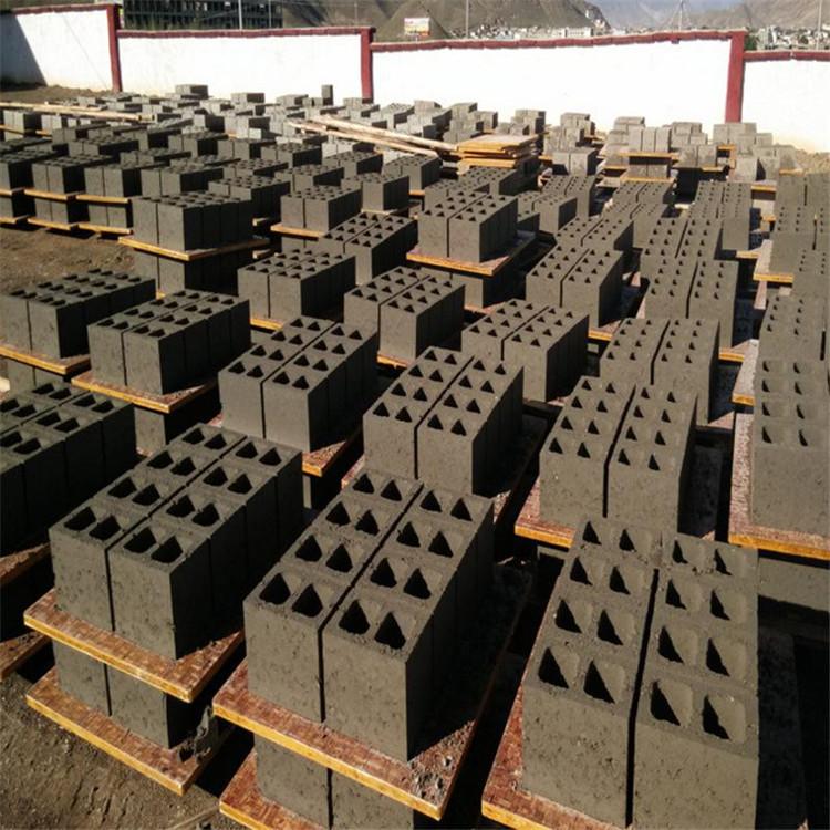 正诚QTY3-15免烧水泥砖机 小型空心砌块砖机 制砖机生产线