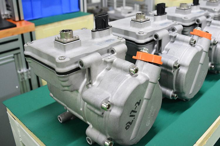 科冷 新能源汽车空调压缩机类型 跃博新能源