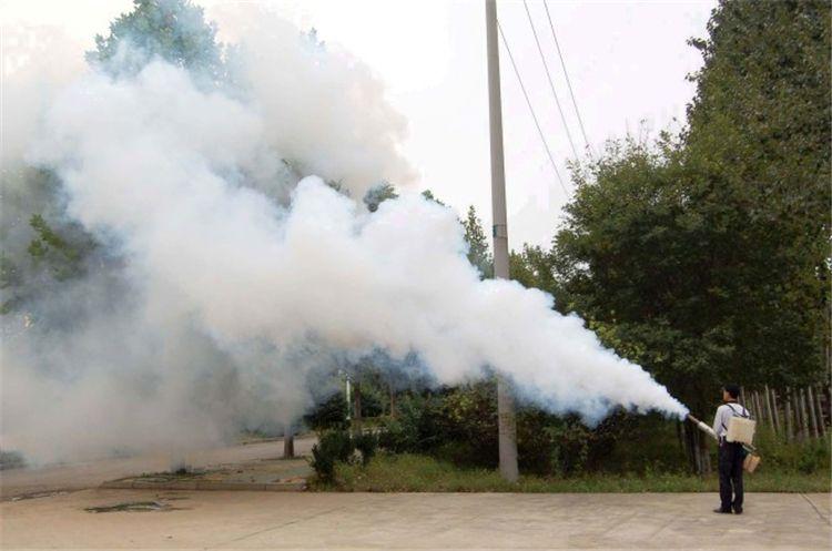 厂家供应傻瓜式全自动超大功率烟雾机弥雾机,喷雾机,卫生消毒机