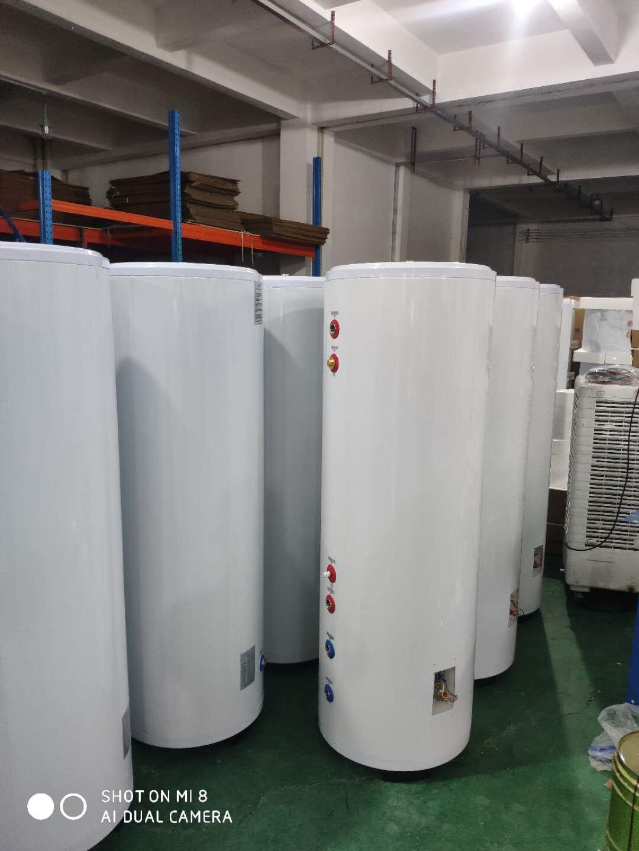燃气壁挂炉盘管换热贮热节能水箱储热保温水箱