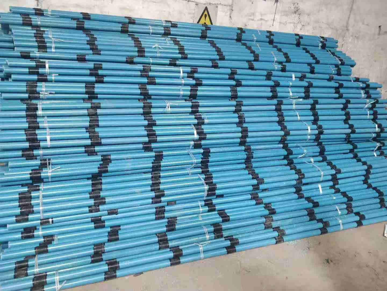 袖阀管,螺纹袖阀管,PVC袖阀管,蓝色袖阀管,黑色袖阀管,4米袖阀管