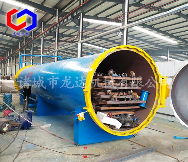 竹木碳化专用木材防腐罐