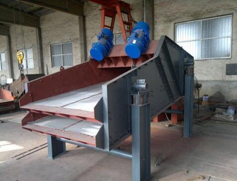 机制砂尾矿高频脱水筛厂家直销-提供参数报价图纸