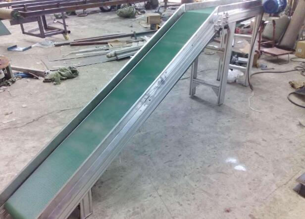 皮带输送机-平行式皮带输送机供应厂家-特点材质型号原理
