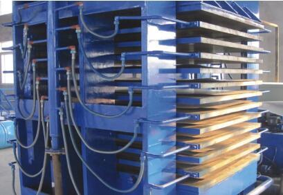 叠网造纸机