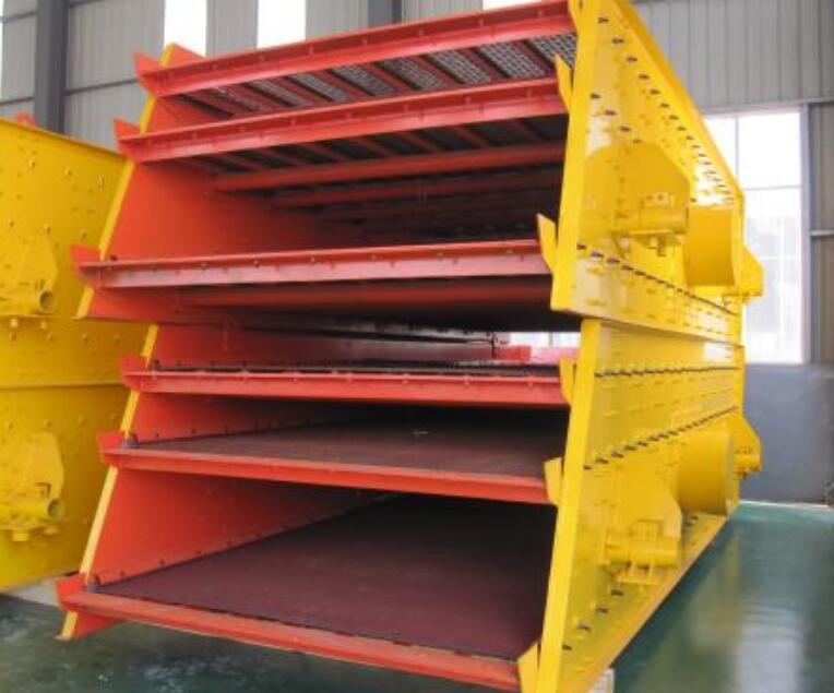 圆振动筛-黄铁矿圆振动筛厂家供应-规格原理技术材质