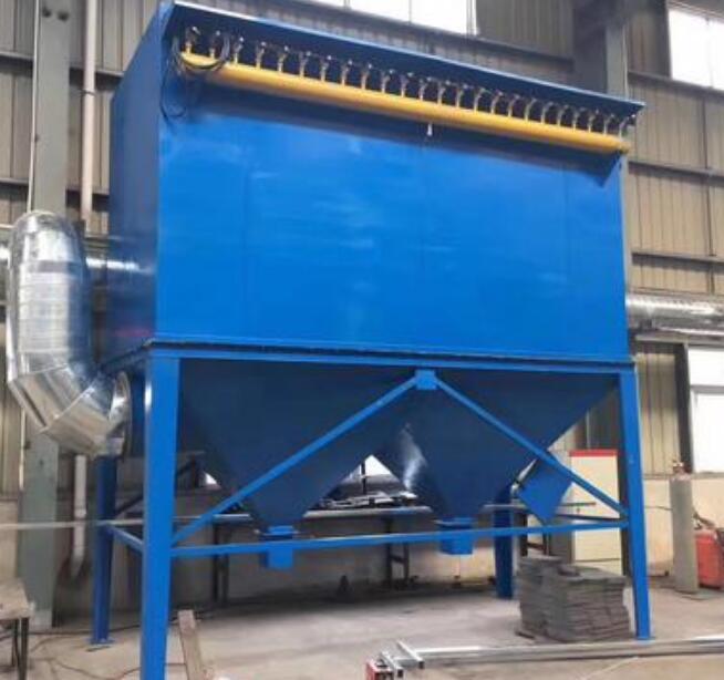 除尘器-轧机配套布袋除尘器厂家供应-材质报价原理技术