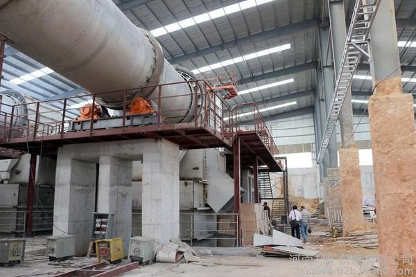 金属镁生产工艺流程图