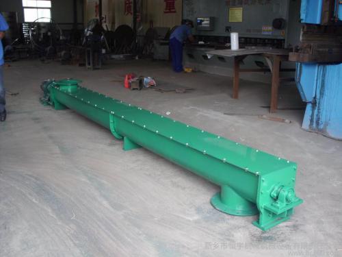 煤矿炭螺旋输送机