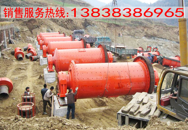 金矿生产线
