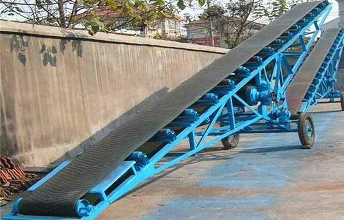 化肥皮带输送机厂家直销-提供图纸参数报价
