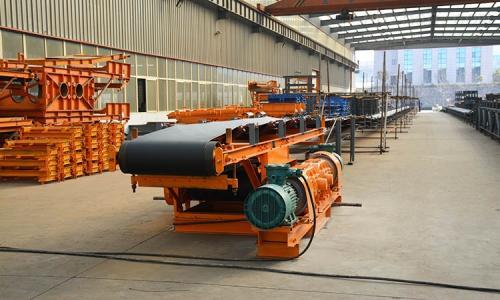 煤矿煤炭输送专用皮带机
