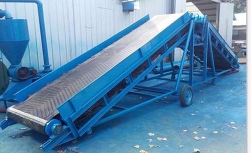 磷矿粉皮带输送机厂家直销-提供参数原理质保