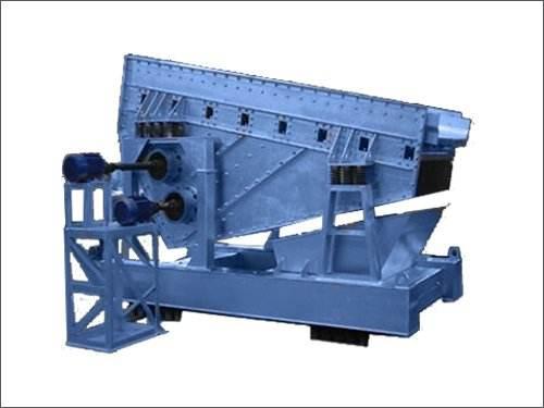石棉矿筛分圆振动筛厂家直销-提供参数图纸原理
