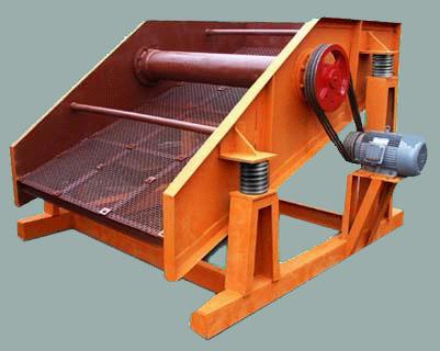 方解石矿圆振动筛厂家直销-提供参数图纸原理