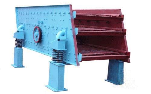 石膏矿圆振动筛厂家直销-提供参数原理报价
