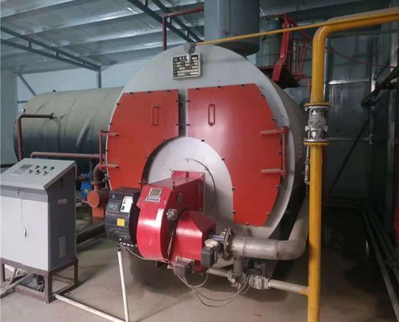 燃气热水锅炉房锅炉选型
